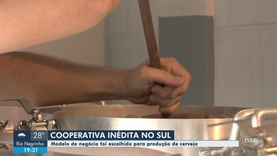 Cooperativismo é escolhido como modelo para produção de cerveja no Vale do Itajaí, em SC