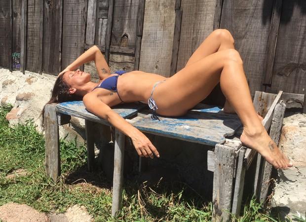 Fernanda de Freitas (Foto: Divulgação)