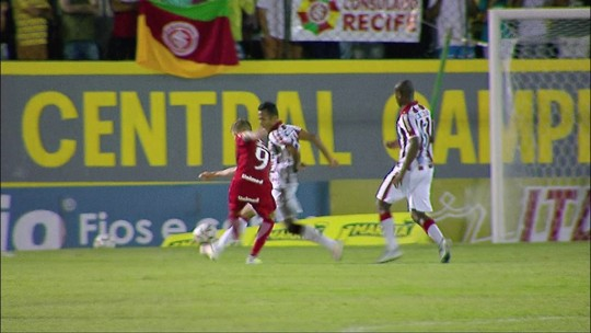 Melhores momentos: Náutico 0 x 1 Internacional pela 25ª rodada da série B do Brasileirão