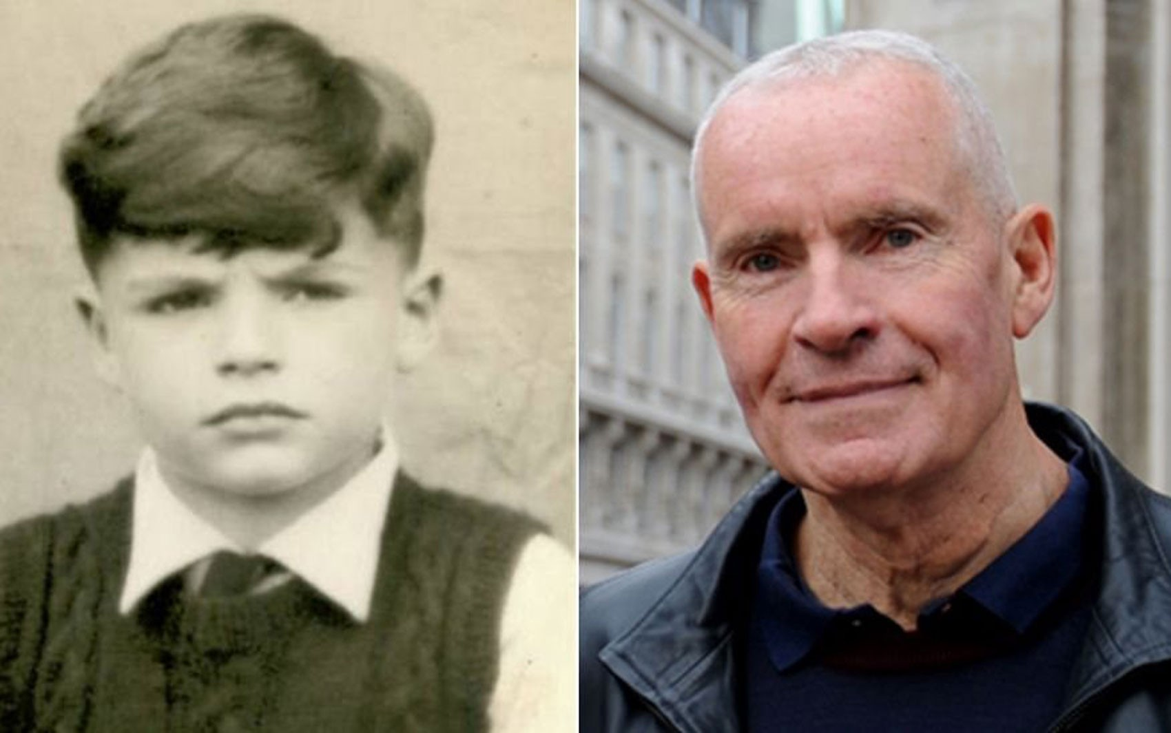 O mistério do bebê abandonado na rua durante a guerra desvendado 74 anos depois