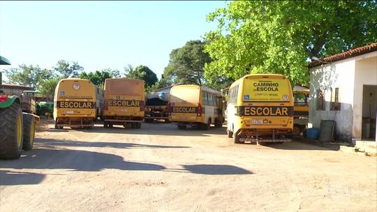 MPE diz que 90% da frota do transporte escolar tem problemas de manutenção no Tocantins
