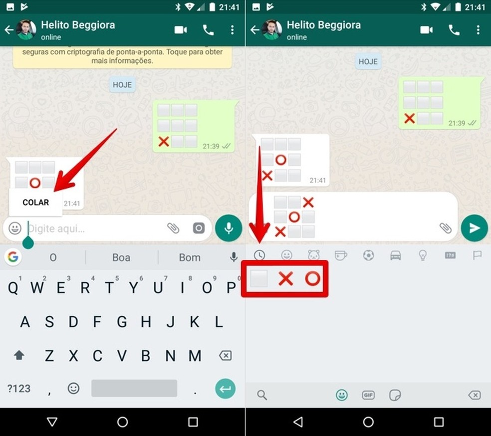 Jogos Para Whatsapp 5 Brincadeiras Para Se Distrair Na Quarentena Fique Em Casa Techtudo