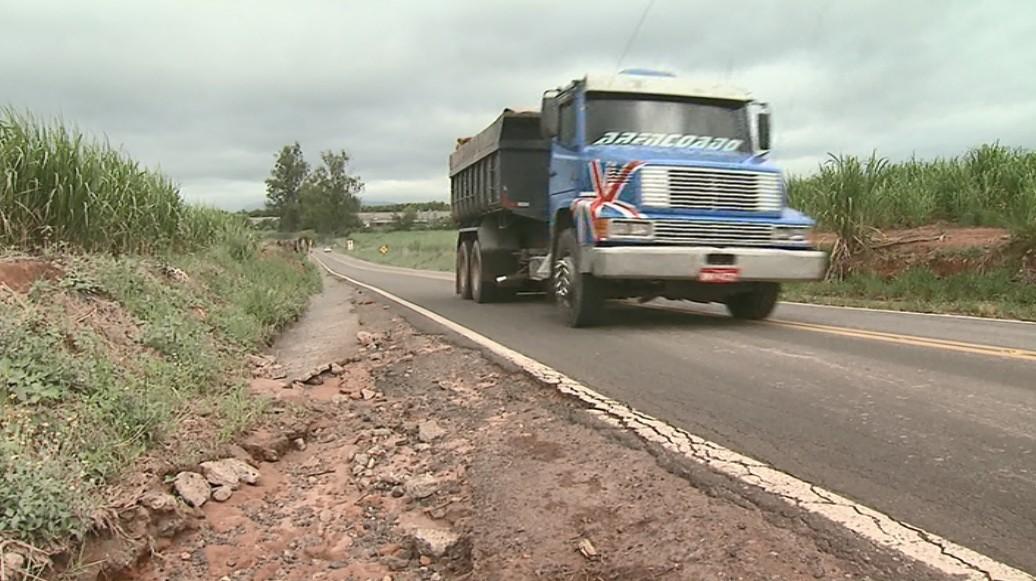 Problemas nas duas estradas que ligam Rio Claro e Ipeúna preocupam motoristas - Noticias