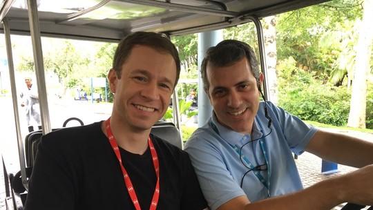 'Tá no Ar': Tiago Leifert comenta volta ao programa
