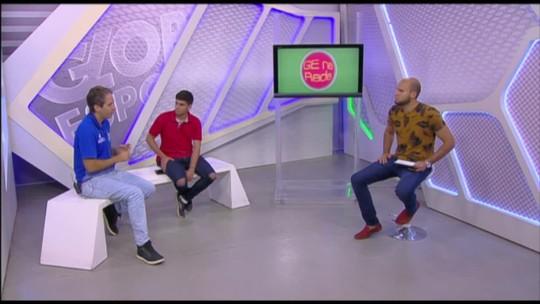 GE na Rede entrevista candidato à presidência do Paysandu e debate as últimas notícias do Remo