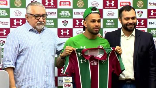 """Wellington Nem reforça amor ao Fluminense e revela choro ao sair do clube em 2013: """"Não queria"""""""