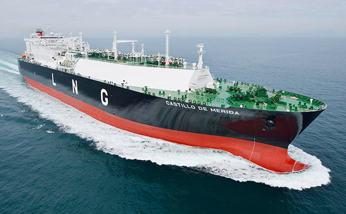 Empresa japonesa quer lançar navio de carga movido a amônia até 2026
