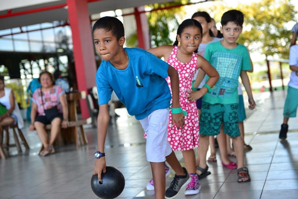 Colônia de férias da SEC começa nesta terça-feira (16), em Manaus - Notícias - Plantão Diário