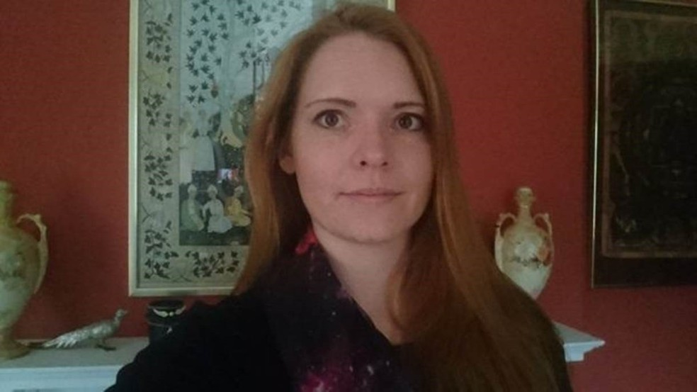 Olana Tansley-Hancock já tem misofonia há 20 anos  — Foto: Arquivo pessoal