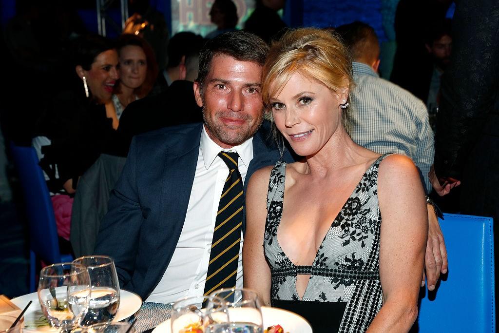 Scott Phillips e Julie Bowen (Foto: Getty Images)