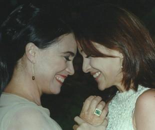 Regina e Gabriela Duarte em 'Por amor' | TV Globo