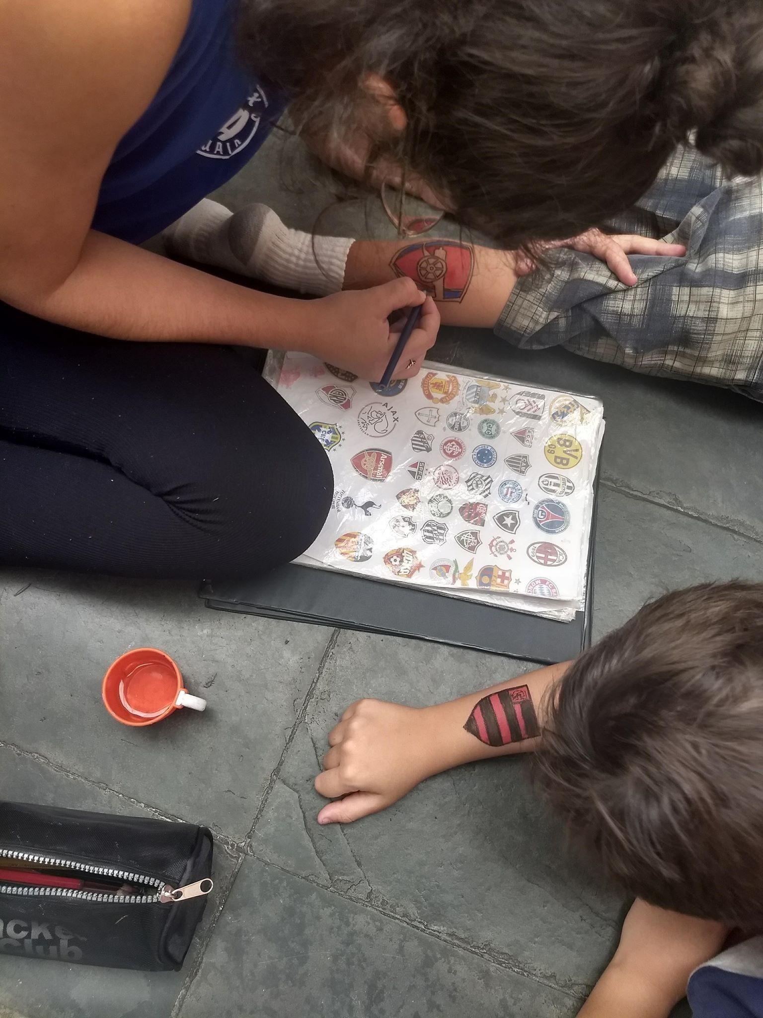 Espaço kids friendly no Baixa Araguaia