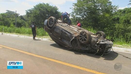 Policial militar de Passos é resgatado 36 horas após acidente com carro