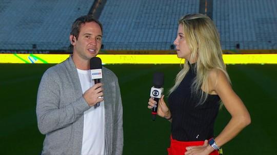 """Caio Ribeiro aposta em Corinthians com outra postura na decisão: """"Vai incomodar mais"""""""