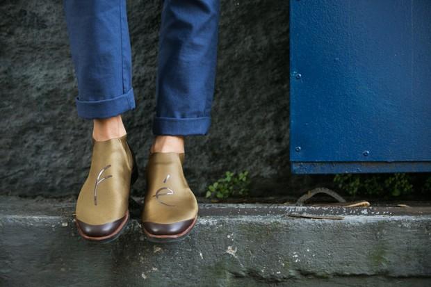Paula Ferber lança primeira bota masculina (Foto: Divulgação)