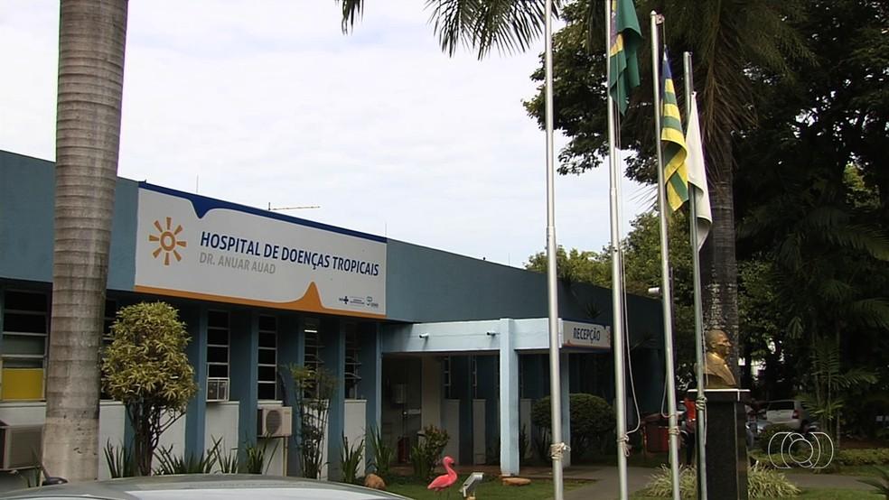 HDT abre inscrições para processo seletivo em Goiânia (Foto: Reprodução/TV Anhanguera)