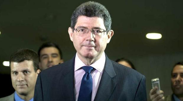 Ministro da Fazenda Joaquim Levy (Foto: Marcelo Camargo/Agência Brasil)