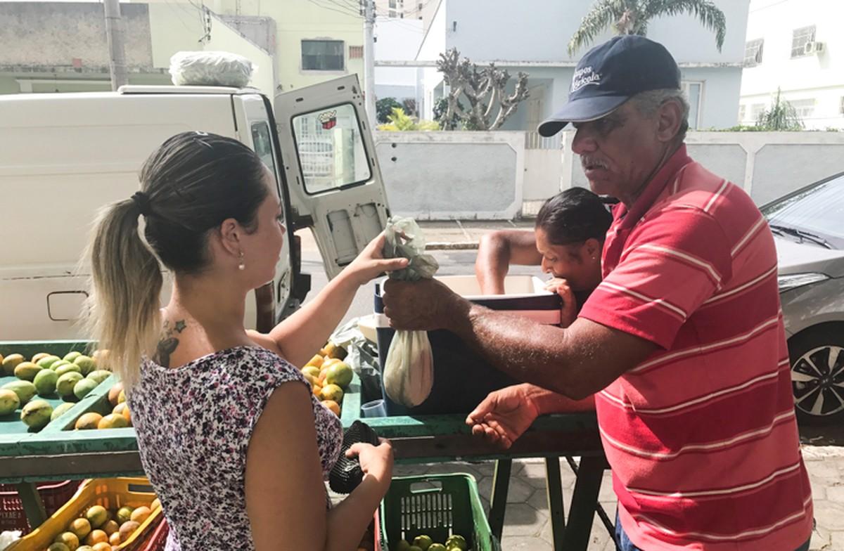 Campos, RJ, recebe Feira da Roça neste sábado