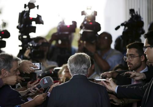 Michel Temer. (Foto: REUTERS/Ueslei Marcelino)