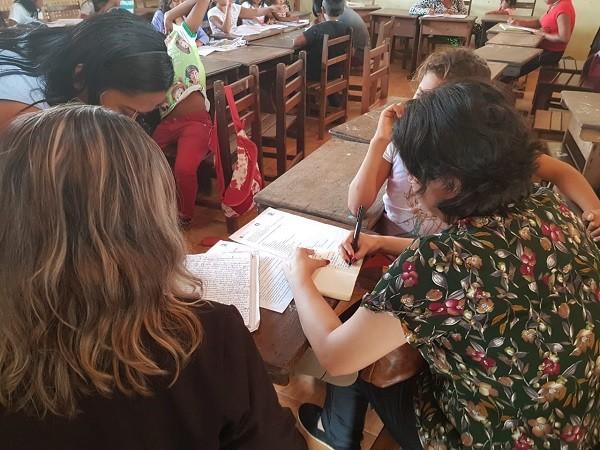 Grupo de estudos quer mapear situação sociolinguística de escolas públicas do oeste paraense