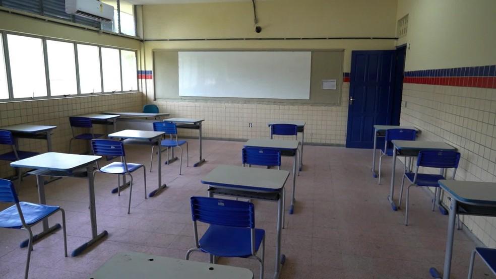 Governo prorroga suspensão de aulas presenciais para educação infantil e  ensino fundamental em Pernambuco | Educação em Pernambuco | G1