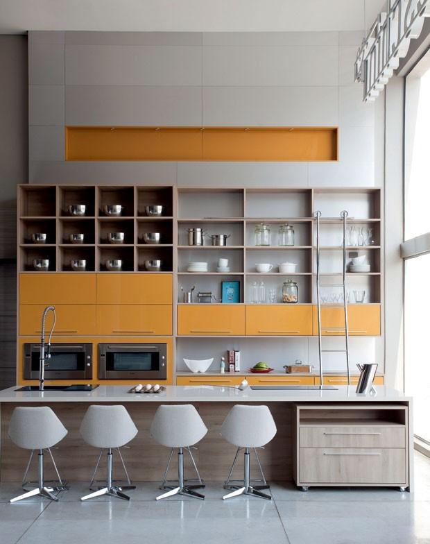 10 cozinhas incrivelmente organizadas (Foto: Divulgação)