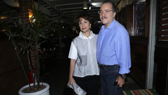 Tony Ramos revela que esposa nunca teve ciúme das cenas de romance dos seus 138 personagens