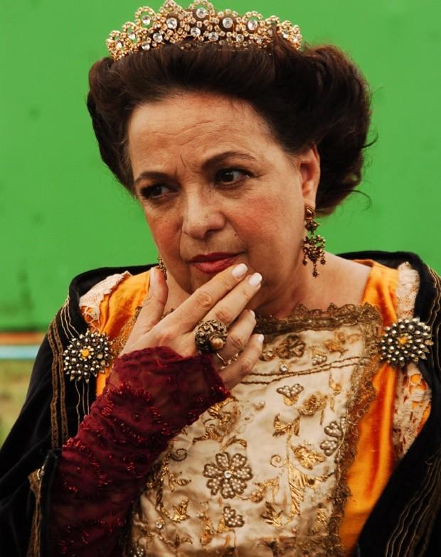 Camila Amado atuou no Sítio do Picapau Amarelo (Foto: João Miguel Júnior/TV Globo)