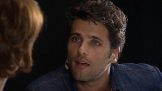 Para Bruno Gagliasso, ser ator é conversar com sua própria escuridão