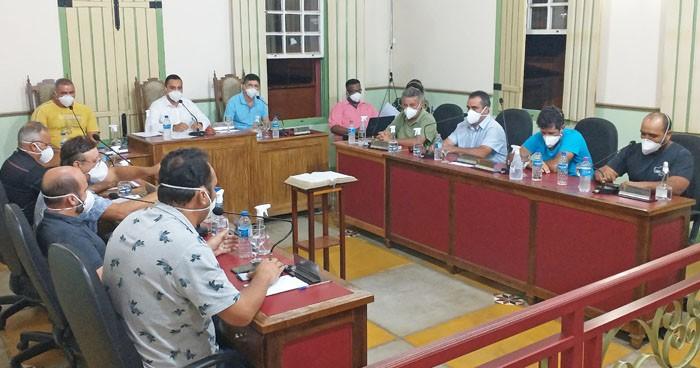 Câmara Municipal de Itapecerica convoca reunião para discussão de dois projetos de lei do Executivo