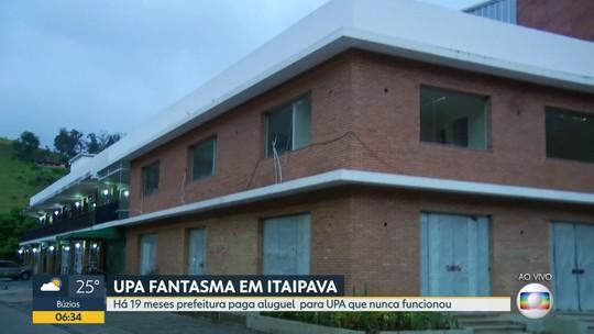 UPA de Itaipava prometida pela pela prefeitura de Petrópolis nunca saiu do papel