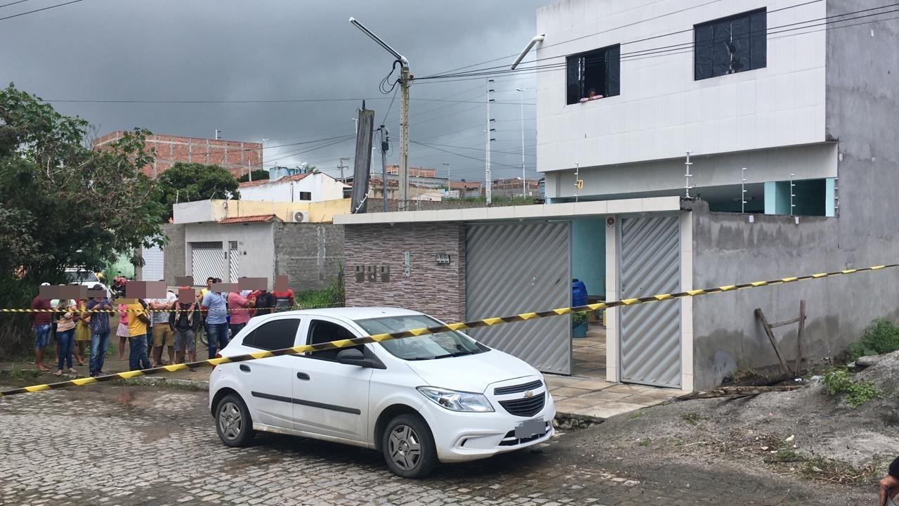 Motorista de aplicativo é morto a tiros em Caruaru - Notícias - Plantão Diário