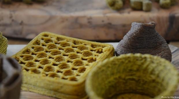 biscoitos 3d (Foto: Divulgação)