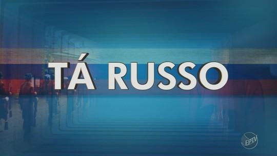 'Tá Russo': EPTV mostra a partir de segunda-feira (23) o que tem do país na região