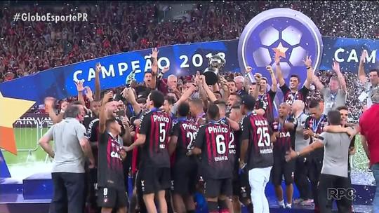 Um ano após título do Athletico, Pablo relembra sacrifício para jogar as finais da Sul-Americana