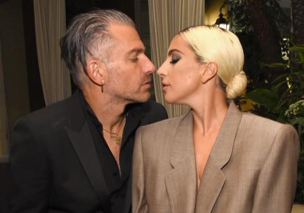Christian Carino e Lady Gaga (Foto: Getty Images)