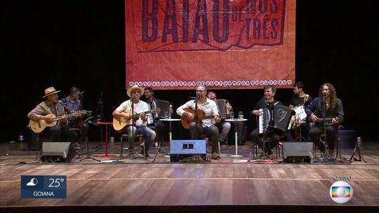 Teatro de Santa Isabel recebe show com Petrúcio Amorim, Waldonys e Valdir Santos