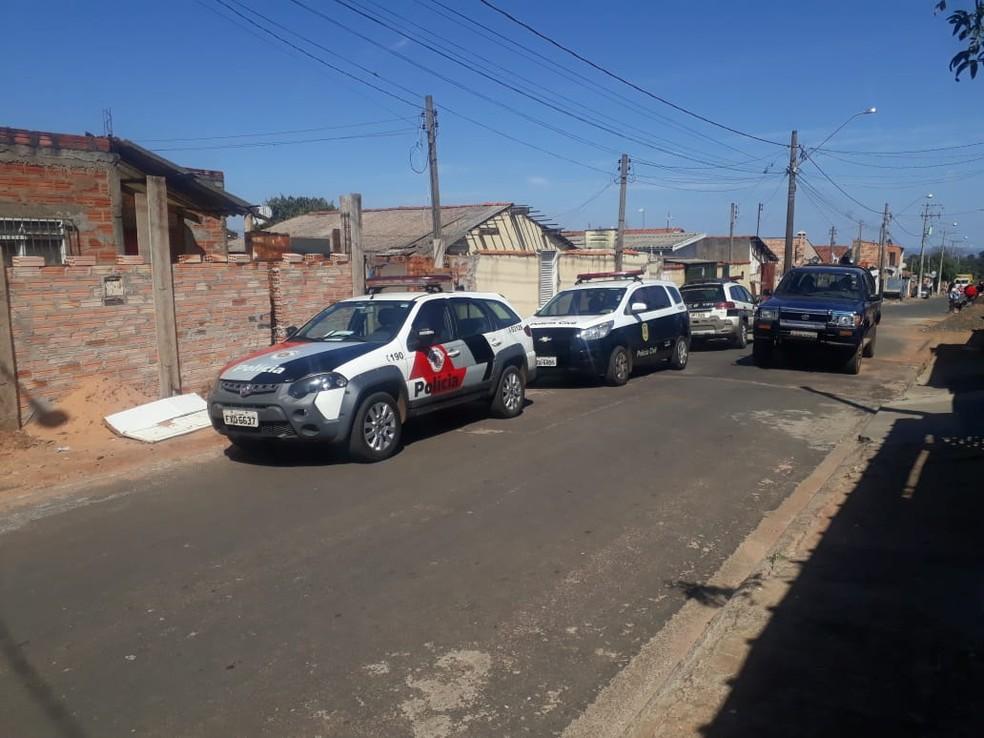 Padrasto é preso suspeito de torturar menino de 7 anos até a morte em Avaré — Foto: A Voz do Vale/Divulgação