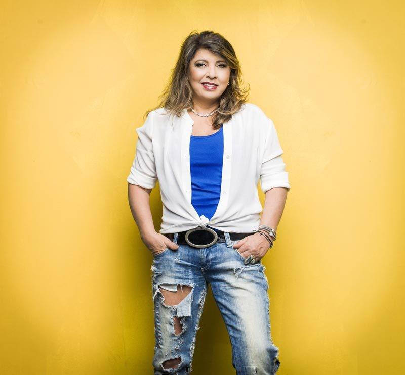 Roberta Miranda fará show gratuito em Petrópolis, RJ, neste sábado - Noticias