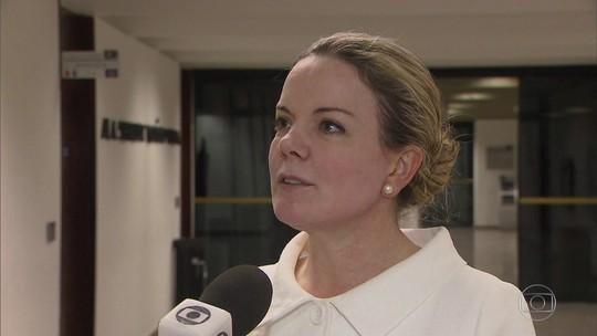 Segunda Turma do Supremo absolve senadora petista Gleisi Hoffmann