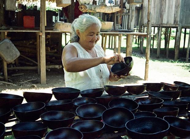 modo-de-fazer-cuias-do-baixo-amazonas-no-para (Foto: IPHAN/Reprodução)