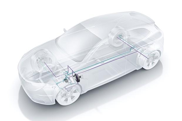 Sistema ABS (Foto: divulgação/Bosch)