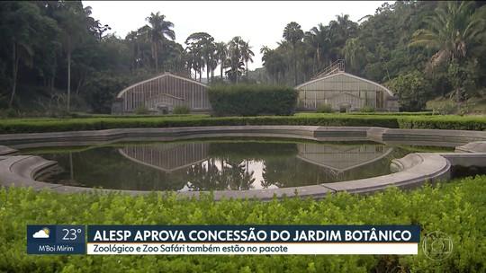 Deputados aprovam concessão de Zoológico, Zoo Safari e Jardim Botânico de SP à iniciativa privada