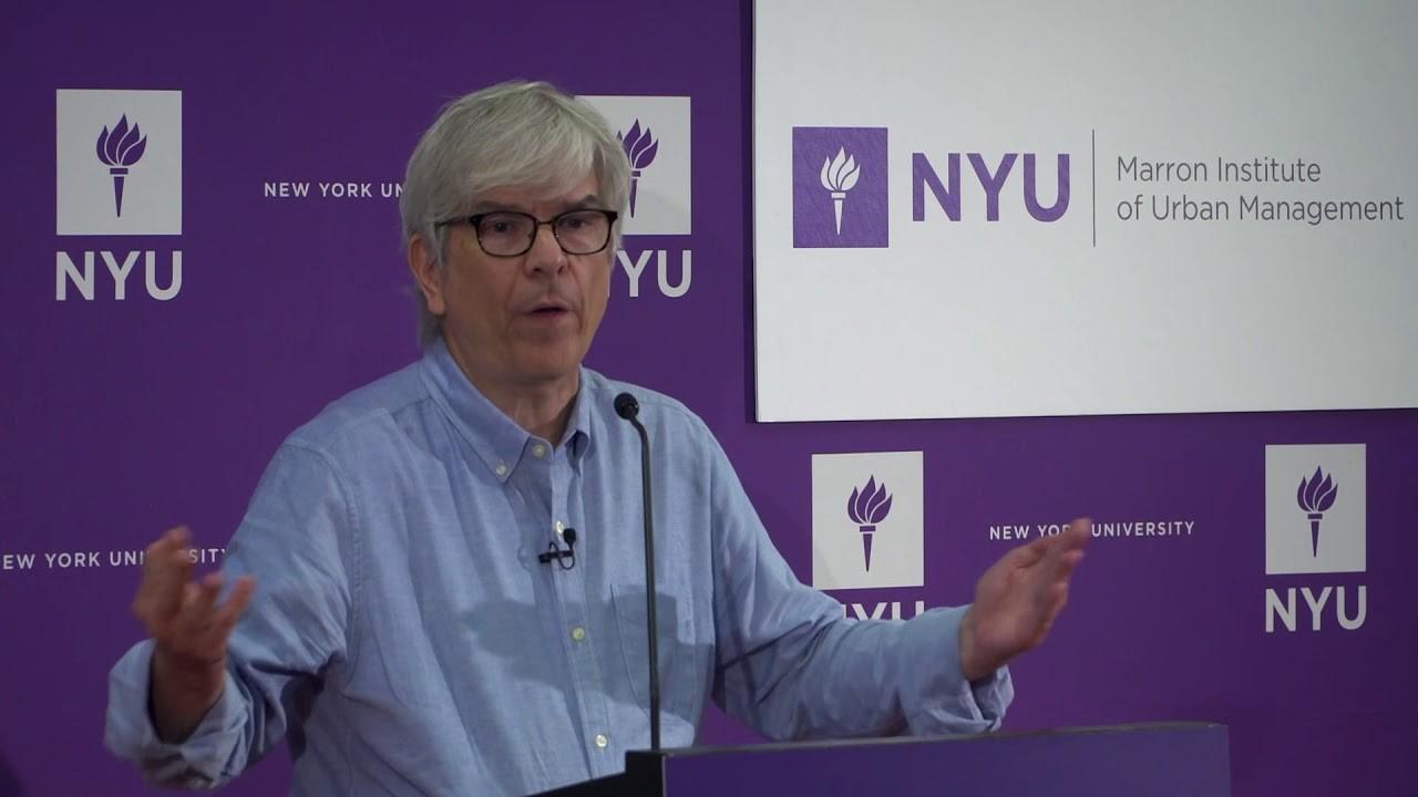 Economista Paul Romer, da Universidade de Nova York (Foto: Youtube)