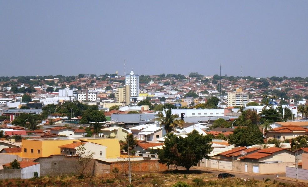 Araguaína é a segunda maior cidade do Tocantins (Foto: Sydney Neto/TV Anhanguera TO)