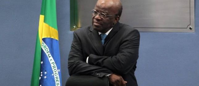 Joaquim Barbosa, ex-ministro do STF