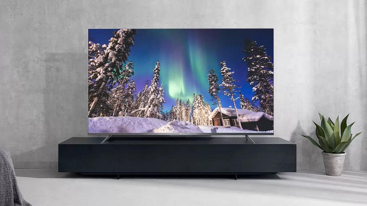 Android TV TCL tem algoritmo de expansão de cores e som Dolby