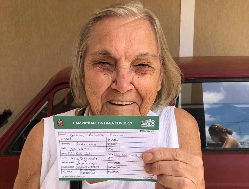 Mais De 55 Mil Vacinas Contra A Covid 19 Ja Foram Aplicadas Em Sao Carlos Araraquara E Regiao Sao Carlos E Araraquara G1