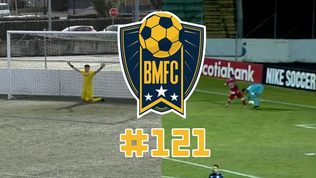 BMFC 121: goleiro pega pênalti ajoelhado, e cera frustrada gera eliminação