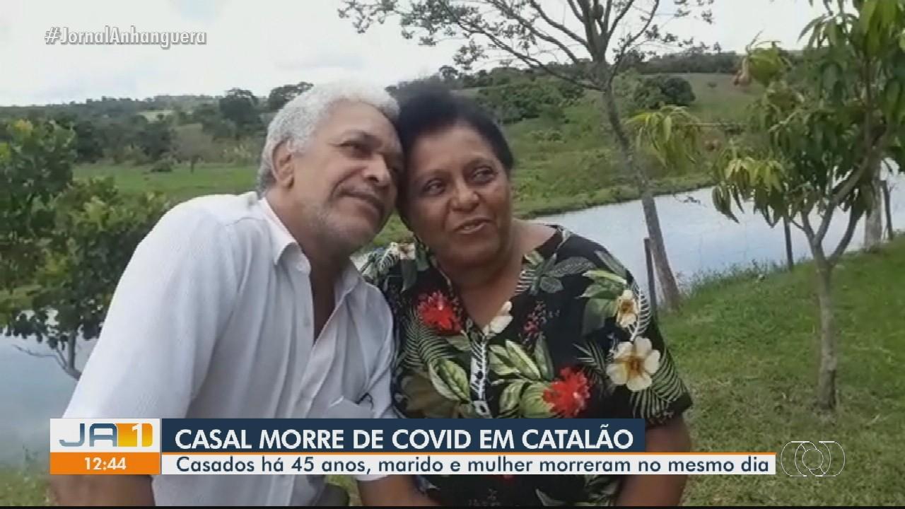 Casal morre no mesmo dia de Covid-19, em Catalão
